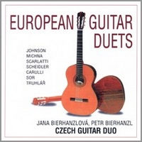 CD EUROPEAN GUITAR DUETS